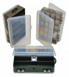 Коробка ТРИ КИТА ТК-23 двойная 5+4 отделений