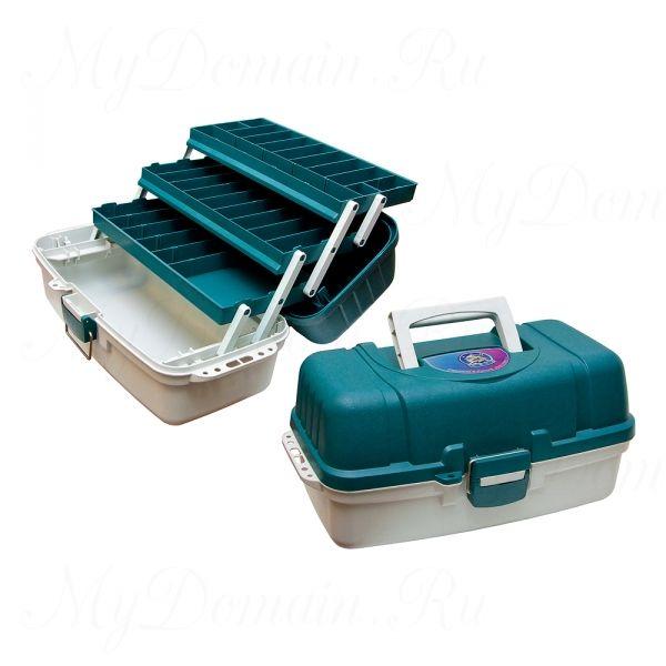 Ящик рыболовный ТРИ КИТА ЯР-3 3 лотка