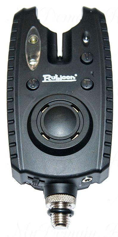 сигнализатор поклевки электронный mikado с креплением на удилище ams01-hs-d