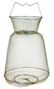 Садок металлический d=33cm 3310