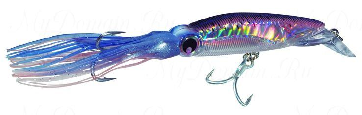 Воблер Yo-Zuri Sashimi 3D Squirt (F) 190mm R1069-CPPL