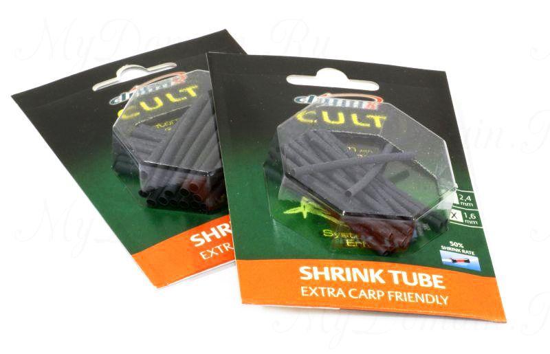 Термоусадочная трубка Сlimax Shrink Tube 1,6мм 1м черная
