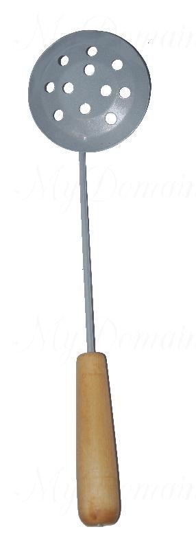 Черпак ЧР-03 дерев. ручка (ТОНАР)